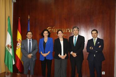 Andalucía refuerza la presencia de su sector TIC en Colombia