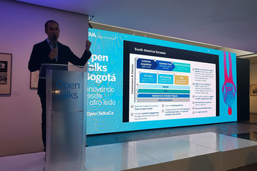 Open Talks: BBVA analiza el sector 'fintech' colombiano