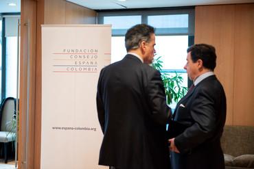 Reunión del patronato de la FCECo