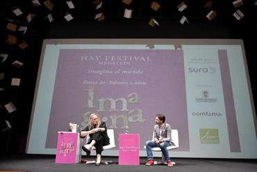 El Hay Festival Colombia, un año más con presencia española