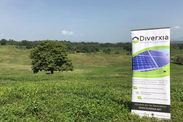 Diverxia obtiene la aprobación para un gran parque fotovoltaico en Colombia