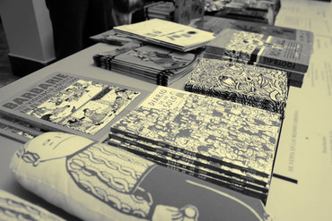 Residencia Artística en Colombia para dibujantes y cartelistas