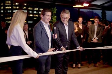 BBVA inaugura su sede central en Colombia tras su remodelación