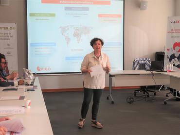 Zona Franca de Vigo analiza las oportunidades de negocio en Colombia