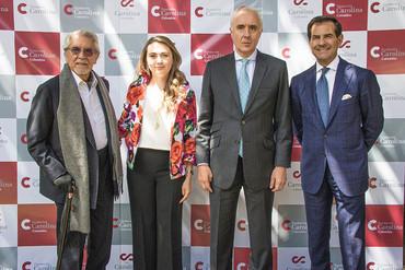 Homenaje de la Fundación Carolina Colombia a sus becarios