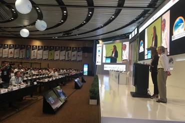 Presencia española en el XVI Congreso Nacional de la Infraestructura