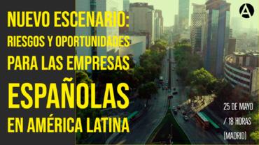 Las empresas españolas en la Iberoamérica pos-COVID