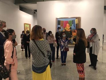 Exposición en Madrid: Botero. 60 años de pintura