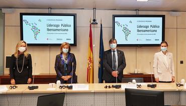 Arranca el IV Programa de Liderazgo Público Iberoamericano