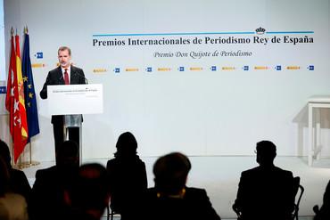 Colombia recibe tres galardones en los Premios de Periodismo Rey de España