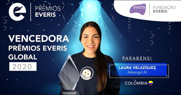 Un proyecto colombiano, vencedor del Premio everis Global 2020