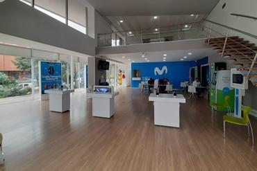 Movistar inaugura dos Centros de Experiencia en Bogotá