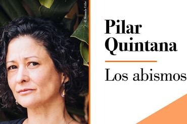 La escritora colombiana Pilar Quintana, ganadora del Premio Alfaguara