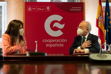 La RAE, ASALE y AECID firman un nuevo convenio para becas formativas