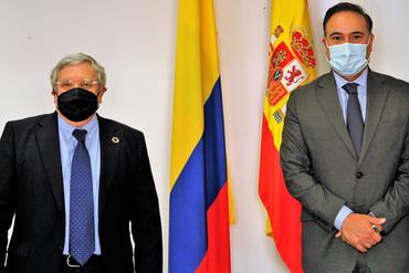Colombia, país invitado de honor en la próxima Feria del Libro de Madrid