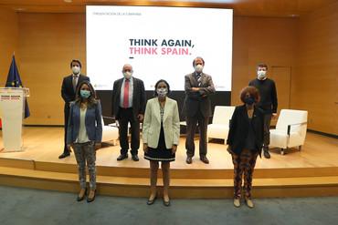 """""""Think Again, Think Spain"""": campaña internacional para las empresas españolas"""