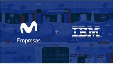 Movistar Empresas se une al ecosistema de IBM Cloud