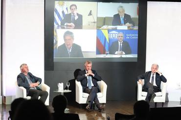 Iván Duque participa en el XIV Foro Atlántico de la Fundación Internacional para la Libertad