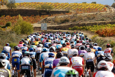 España y Colombia, unidas por La Vuelta