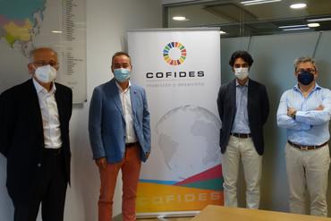 COFIDES apoya el establecimiento de DeltaComGroup en Colombia