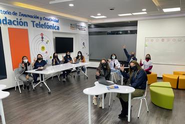 Día Internacional del Voluntariado de Telefónica Movistar