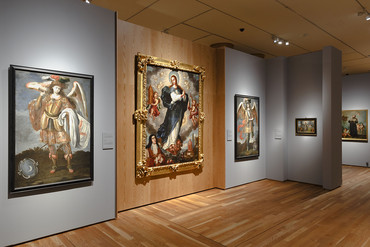 El Museo del Prado expone el arte que viajó de los virreinatos a España