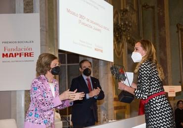 Mapfre premia a la Fundación Juanfe de Colombia