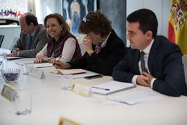 #LíderesColombia 2018: Reunión con la secretaria de Estado de Comercio