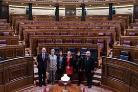 #LíderesColombia 2018: Visita al Congreso de los Diputados