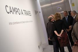 """Exposición """"Campo a través. Arte colombiano en la colección del Banco de la República """""""
