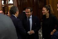 Encuentro con Iván Duque, candidato en las elecciones a la Presidencia de Colombia