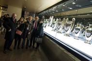 Visita al estadio del Real Madrid y comida de clausura