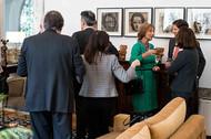 Reunión del Patronato con la Ministra de Comercio, Industria y Turismo de Colombia